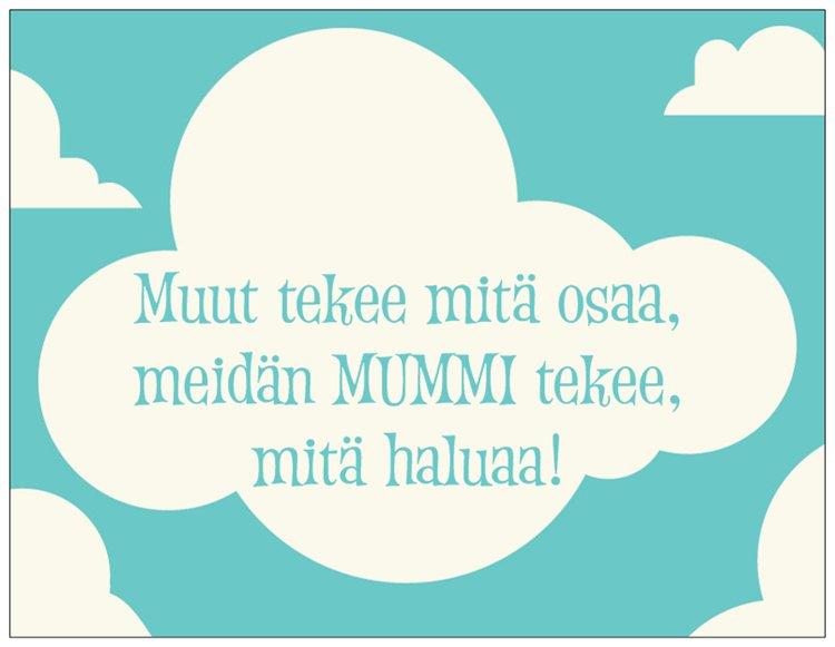 mummi-pilvi