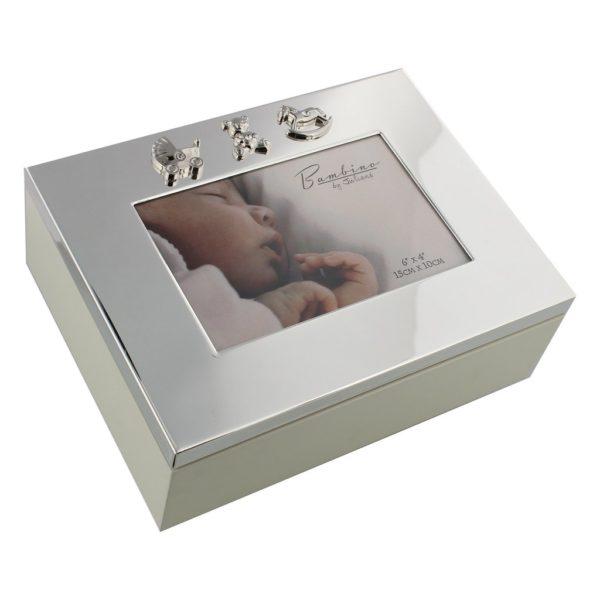 vauva-ajan muistolaatikko