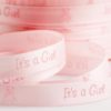 nap02089-its-a-girl-pale-pink-satin-ribbon-with-teddy-10mm-x-25m